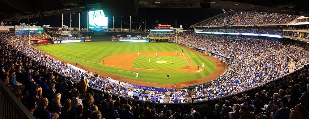 Royals Panoramic View