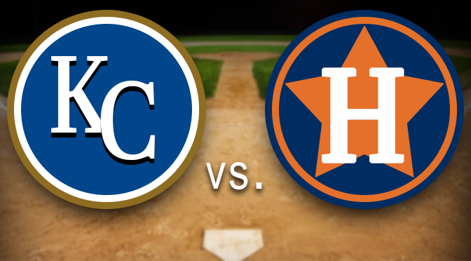 Royals vs Astros Blog