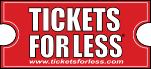Tickets for Less Logo vector