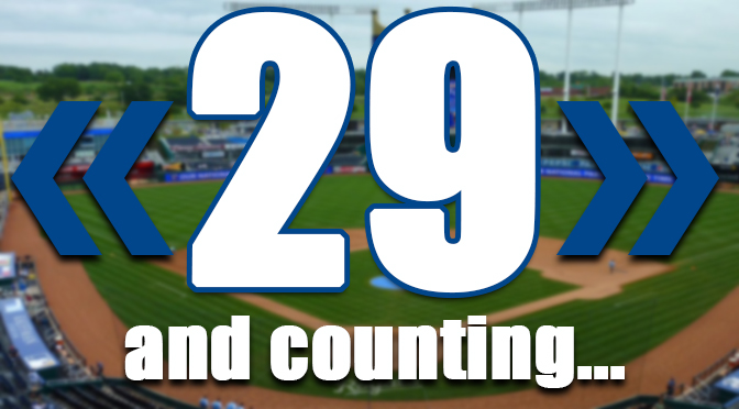 Royals 29 Magic Number