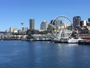 Downtown Seattle Ferry