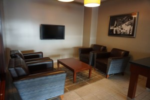 Signature Suite Lounge