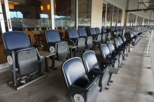 Outdoor suite seating